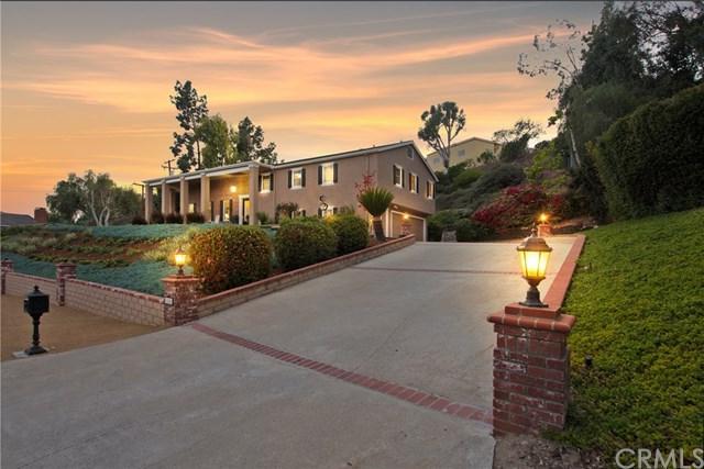 1205 Encinas Drive, La Habra Heights, CA 90631 (#PW18120815) :: The Ashley Cooper Team