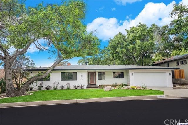 2035 Fox Ridge Drive, Pasadena, CA 91107 (#318001999) :: Mainstreet Realtors®