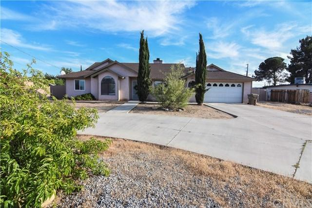 18455 Yucca Street, Hesperia, CA 92345 (#CV18121271) :: Group 46:10 Central Coast