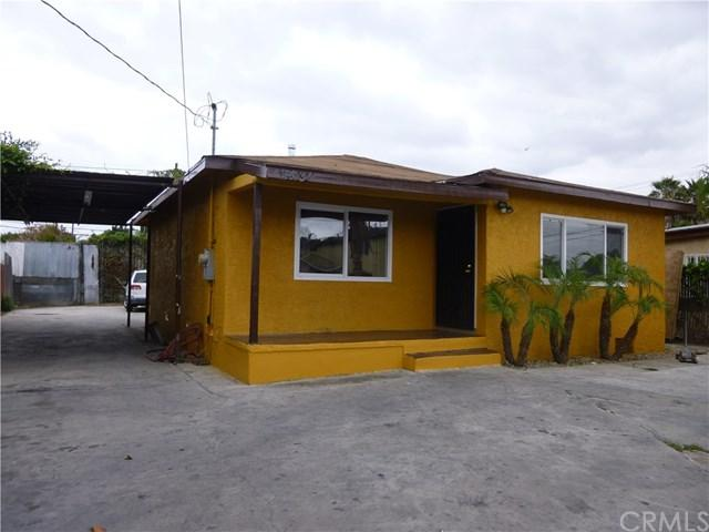 2431 E Piru Street, Compton, CA 90222 (#DW18121307) :: Allison James Estates and Homes