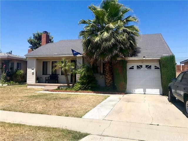 11821 Lesser Street, Norwalk, CA 90650 (#DW18121065) :: IET Real Estate