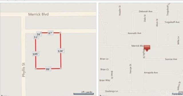 0 Phyllis St/ Merick Blvd., California City, CA  (#CV18121431) :: Group 46:10 Central Coast
