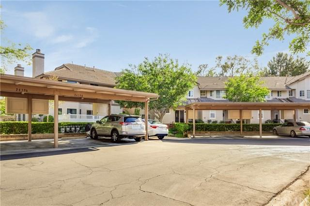 24392 Larchmont Court #62, Laguna Hills, CA 92653 (#SW18121413) :: Doherty Real Estate Group