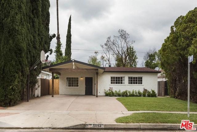 5013 Zelzah Avenue, Encino, CA 91316 (#18345544) :: Fred Sed Group