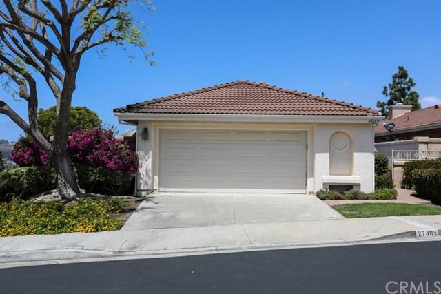 27489 Via Redondo, San Juan Capistrano, CA 92675 (#OC18119853) :: Scott J. Miller Team/RE/MAX Fine Homes