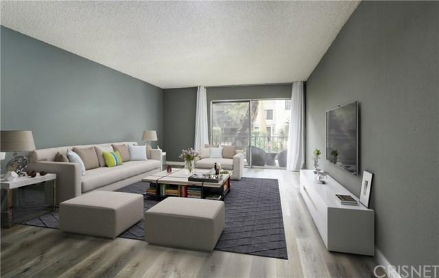 5460 White Oak Avenue A122, Encino, CA 91316 (#SR18121645) :: Fred Sed Group