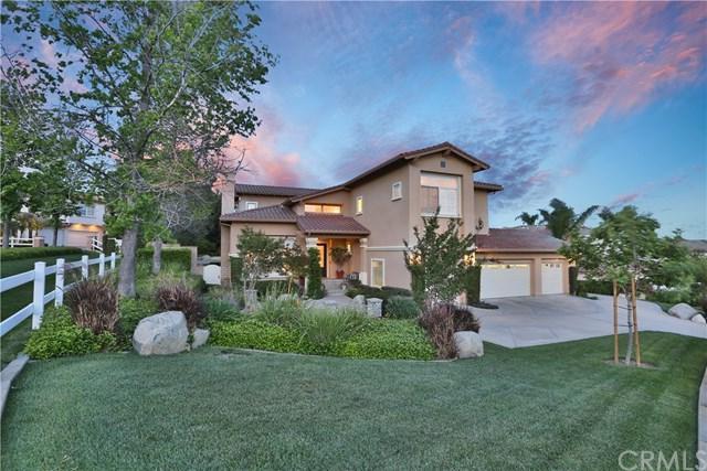 5607 High Meadow Place, Rancho Cucamonga, CA 91737 (#CV18120782) :: Group 46:10 Central Coast