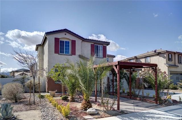 1108 Witherill Street, Palmdale, CA 93551 (#SR18121689) :: Group 46:10 Central Coast