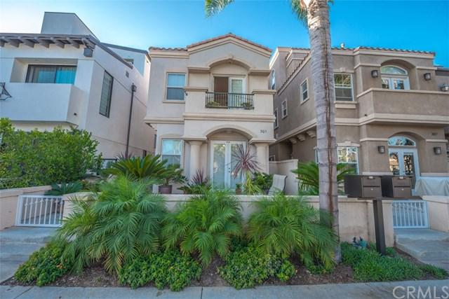 305 2nd Street, Huntington Beach, CA 92648 (#OC18121856) :: Doherty Real Estate Group