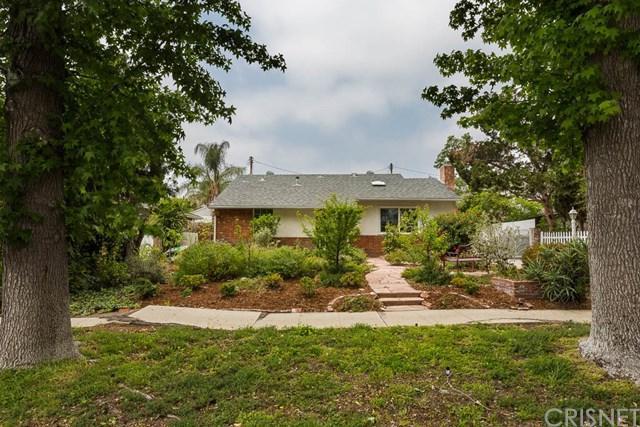10909 Louise Avenue, Granada Hills, CA 91344 (#SR18112969) :: Fred Sed Group