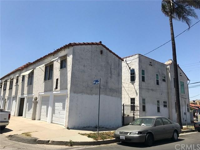 1250 W 83rd Street, Los Angeles (City), CA 90044 (#DW18122134) :: Mainstreet Realtors®
