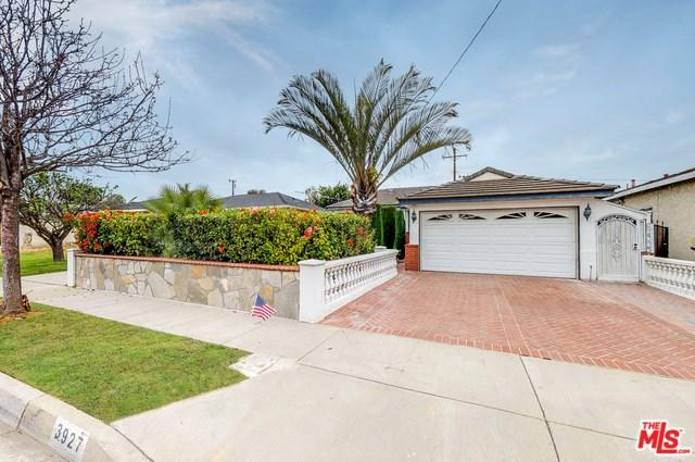3927 W 170TH Street, Torrance, CA 90504 (#18347276) :: Millman Team