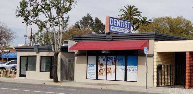 504 S Harbor Boulevard, Fullerton, CA 92832 (#PW18122462) :: RE/MAX Masters