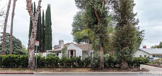 17804 San Fernando Mission Boulevard, Granada Hills, CA 91344 (#SR18121558) :: Fred Sed Group
