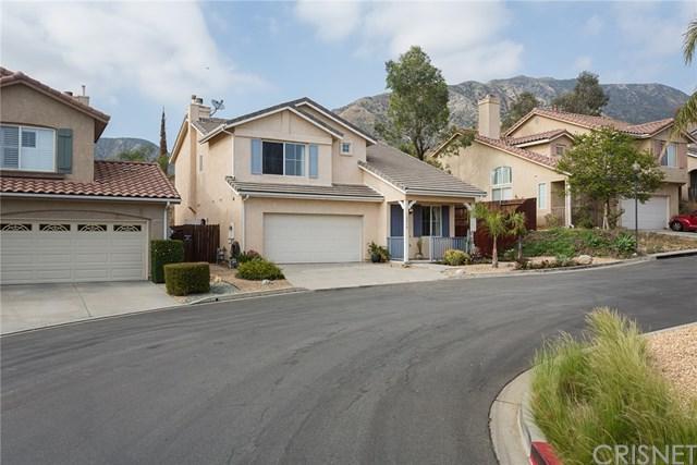 12239 Via Santa Barbara, Sylmar, CA 91342 (#SR18122014) :: Fred Sed Group