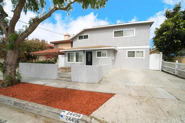 24456 Ward Street, Torrance, CA 90505 (#IN18122510) :: Millman Team