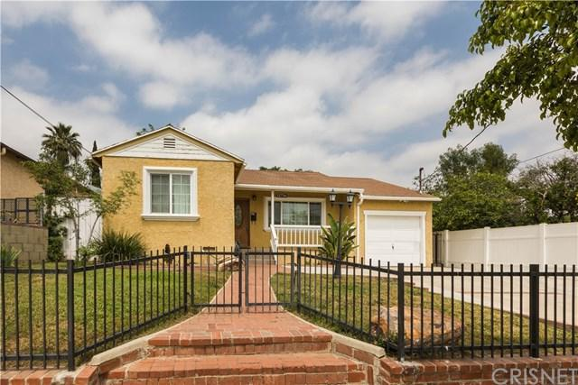 12716 Cometa Avenue, San Fernando, CA 91340 (#SR18122507) :: Fred Sed Group