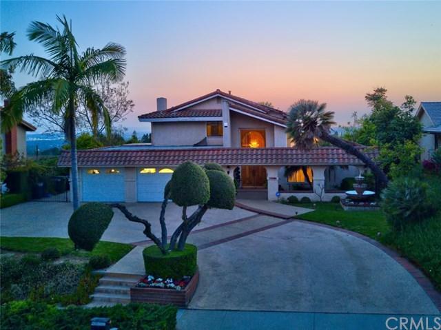 8311 Seranata Drive, Whittier, CA 90603 (#PW18120981) :: IET Real Estate