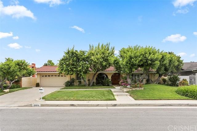 10610 Wystone Avenue, Northridge, CA 91326 (#SR18120829) :: Fred Sed Group