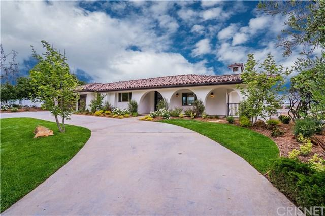 26 Corral Road, Bell Canyon, CA 91307 (#SR18122675) :: RE/MAX Parkside Real Estate