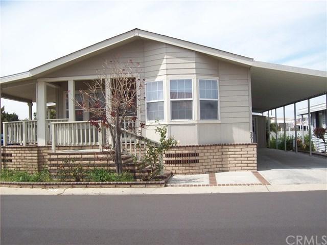 1065 Lomita Boulevard #261, Harbor City, CA 90710 (#SB18123246) :: Barnett Renderos