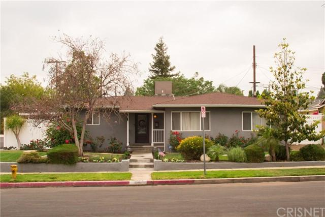 10901 Forbes Avenue, Granada Hills, CA 91344 (#SR18123425) :: Fred Sed Group