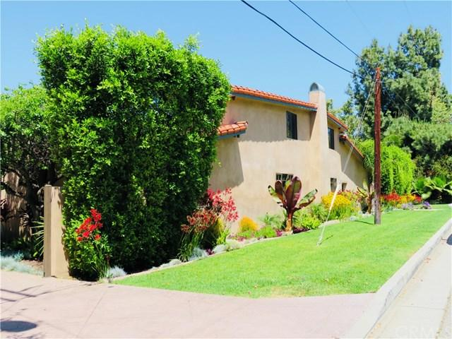 17357 Magnolia Boulevard, Encino, CA 91316 (#PW18123252) :: Fred Sed Group
