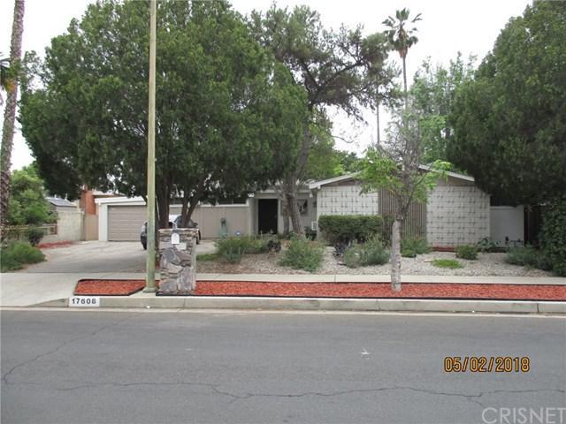 17608 Mayall Street, Northridge, CA 91325 (#SR18038573) :: Fred Sed Group