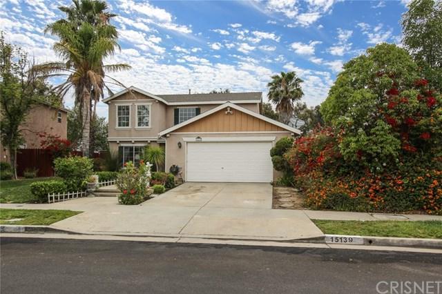 15139 Carey Ranch Lane, Sylmar, CA 91342 (#SR18124172) :: Fred Sed Group