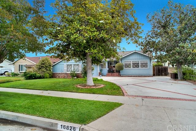 16826 Citronia Street, Northridge, CA 91343 (#SR18121847) :: Fred Sed Group