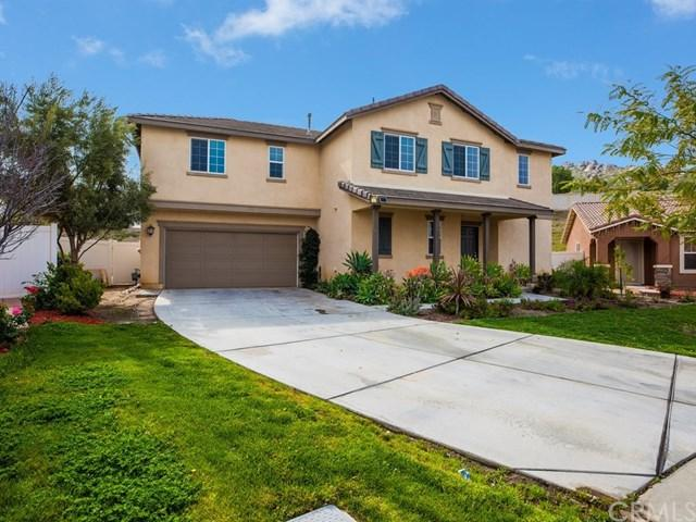 3009 Bradley Road, Perris, CA 92571 (#IV18124462) :: Kristi Roberts Group, Inc.