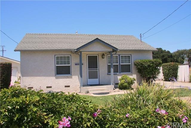 912 Dodson Way, Arroyo Grande, CA 93420 (#PI18124502) :: Pismo Beach Homes Team
