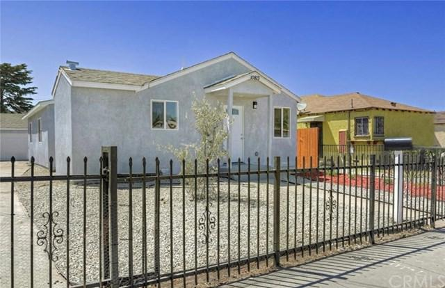10813 S Budlong Avenue, Los Angeles (City), CA 90044 (#MB18124609) :: Barnett Renderos
