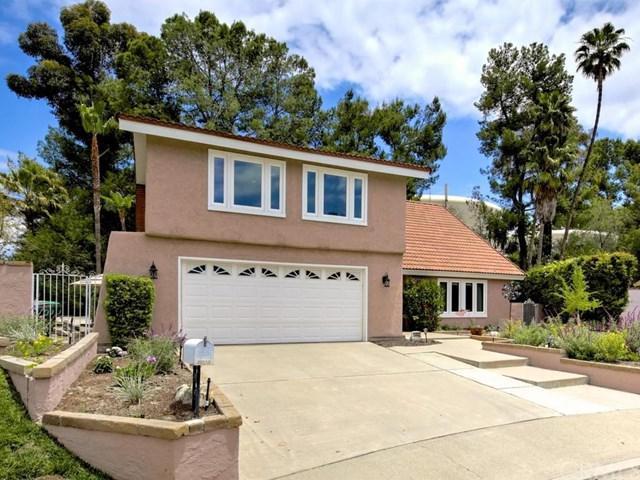 24932 Sebastian Lane, Mission Viejo, CA 92691 (#OC18122362) :: Fred Sed Group