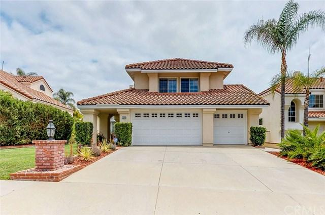 23894 Via De Gema Linda, Murrieta, CA 92562 (#SW18123314) :: Kristi Roberts Group, Inc.