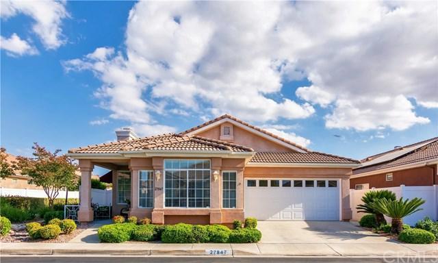 27847 Blaze Lane, Menifee, CA 92585 (#SW18125146) :: Kristi Roberts Group, Inc.