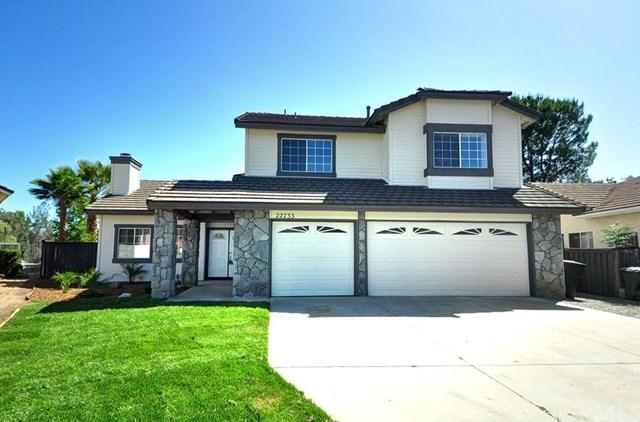 22733 Blueberry Lane, Wildomar, CA 92595 (#CV18125166) :: Kristi Roberts Group, Inc.