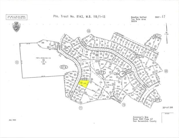 0 Del Sol Avenue, Big River, CA 92270 (#SW18127223) :: The Laffins Real Estate Team