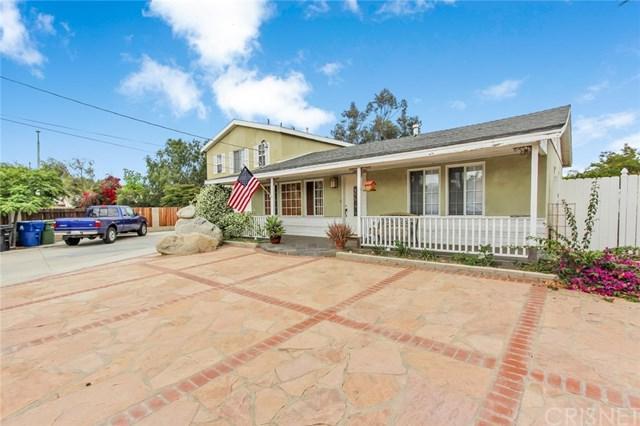 10922 Olinda Street, Sun Valley, CA 91352 (#SR18127890) :: Kristi Roberts Group, Inc.