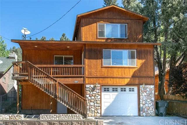 6441 Ivins Drive, Frazier Park, CA 93225 (#SR18123338) :: Pismo Beach Homes Team