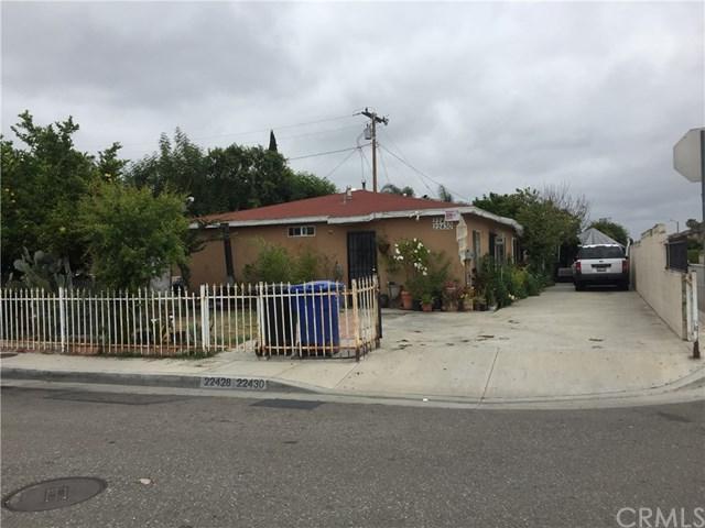 22428--22430 Devlin Avenue, Hawaiian Gardens, CA 90716 (#IV18131801) :: Z Team OC Real Estate