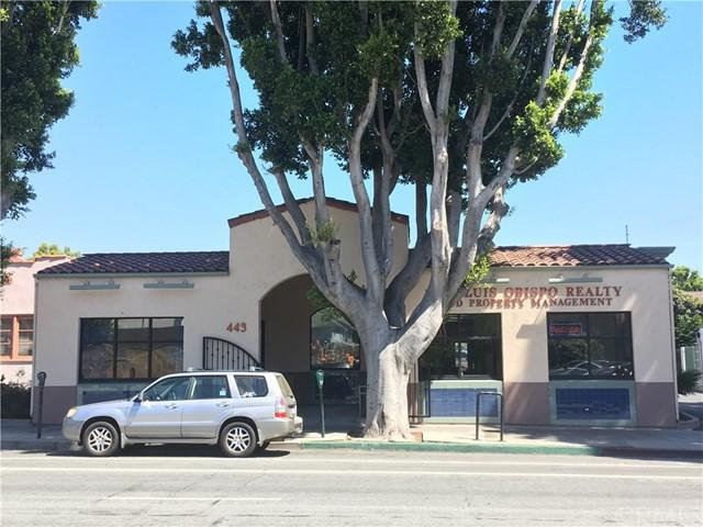 443 Marsh Street, San Luis Obispo, CA 93401 (#SP18088356) :: RE/MAX Parkside Real Estate