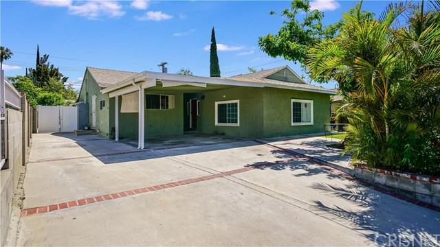 8706 Rincon Avenue, Sun Valley, CA 91352 (#SR18134720) :: Kristi Roberts Group, Inc.