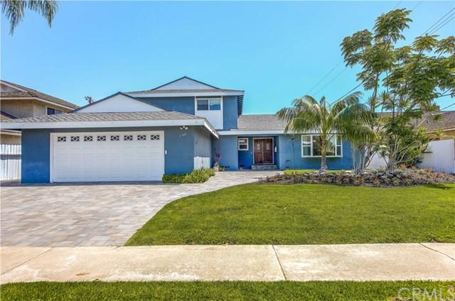 1741 Saybrook Lane, Tustin, CA 92780 (#OC18136051) :: Teles Properties | A Douglas Elliman Real Estate Company
