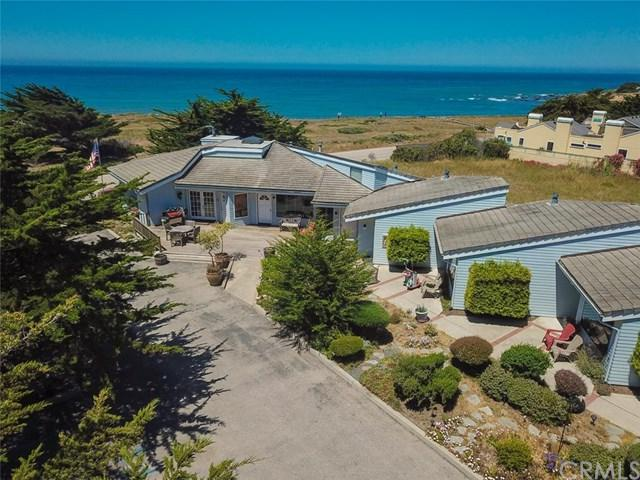 6736 Moonstone Beach Drive, Cambria, CA 93428 (#SC18136786) :: Fred Sed Group