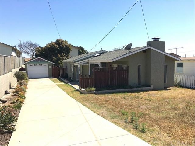 754 Rockaway Avenue, Grover Beach, CA 93433 (#PI18134972) :: Pismo Beach Homes Team