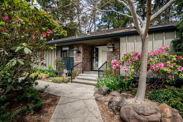 134 Del Mesa Carmel, Outside Area (Inside Ca), CA 93923 (#ML81709711) :: Fred Sed Group
