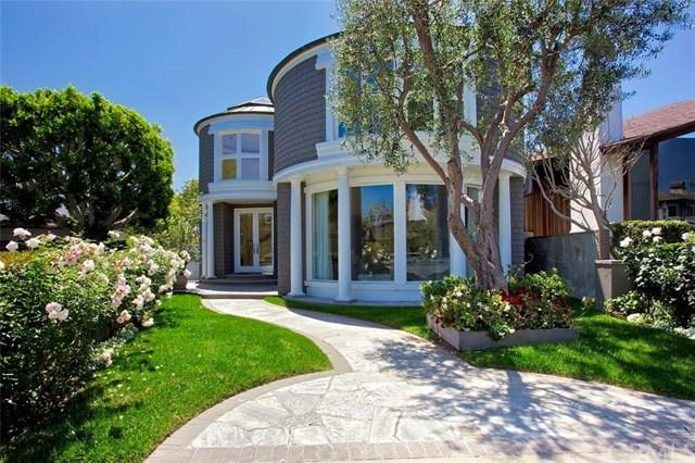 2672 Circle Drive, Newport Beach, CA 92663 (#NP18106052) :: Teles Properties | A Douglas Elliman Real Estate Company
