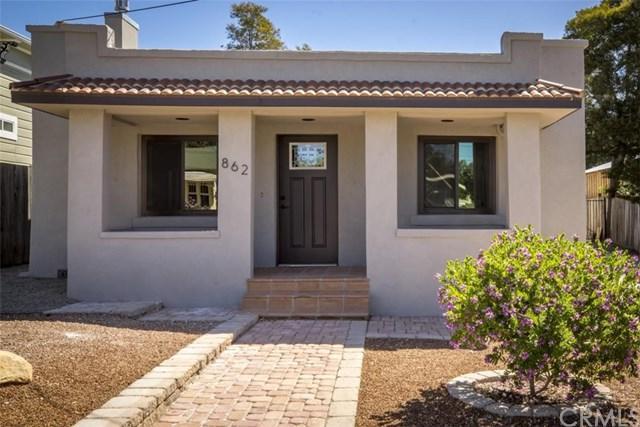 862 Toro Street, San Luis Obispo, CA 93401 (#SP18140224) :: Pismo Beach Homes Team