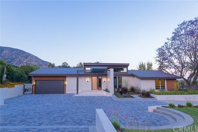 412 Mount Olive Drive, Bradbury, CA 91008 (#AR18137479) :: Barnett Renderos